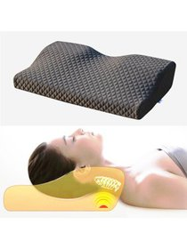 Memory Foam Pillow Cervical Bed Pillow for Neck Pa