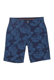 Tommy Bahama Puerto Real Fronds Palm Leaf Print Sh