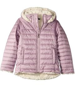 The North Face Kids Mossbud Swirl Reversible Parka