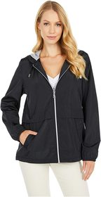 Vince Camuto Hooded Short Jacket V10725-ZA