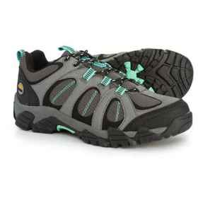Pacific Trail Logan Hiking Shoes (For Women) in Gr