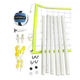 Sportcraft Expert Volleyball Set