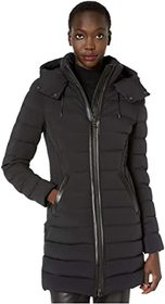 MACKAGE Farren Long Jacket w/ Hood