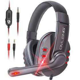 Stereo Gaming Headset for PS4, Xbox One, PC with 1