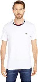 "Lacoste Short Sleeve Jersey T-Shirt with A ""Semi F"