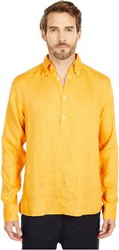 Eton Long Sleeve Popover Linen