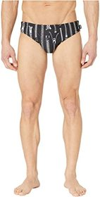Moschino Zip Swim Briefs