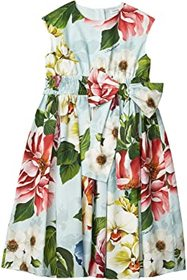 Dolce & Gabbana Kids Abito Dress (Toddler/Little K