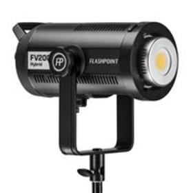 Flashpoint FV200 R2 Hybrid Continuous LED Light an