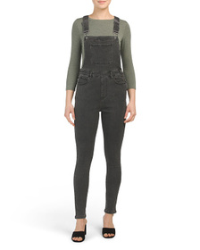 Skinny Fit Overalls