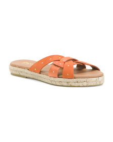 PICON Made In Spain Leather Sandals