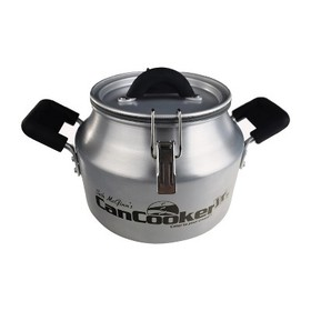 CanCooker High Heat Resistant Black Handle Safety