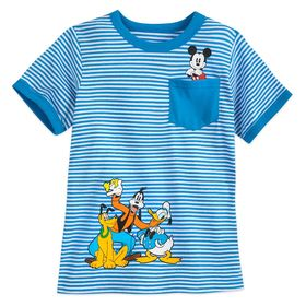 Disney Mickey Mouse and Friends Pocket Ringer T-Sh
