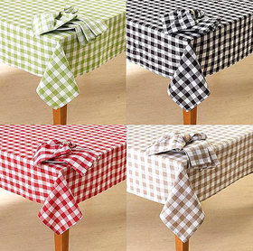 Lintex Buffalo Checkered Tablecloth