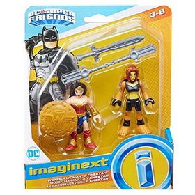 Fisher-Price Imaginext DC Super Friends, Wonder Wo
