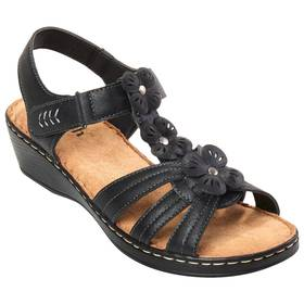 Womens Judith™ Rice Wedge Sandals