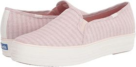Keds Triple Decker Subtle Chambray Stripe