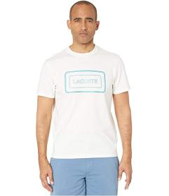 Lacoste Short Sleeve Graphic Reflective Lacoste Pr
