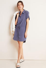 Anthropologie Paige Laurie Shirtdress