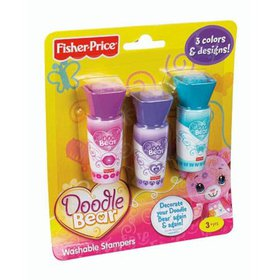 Fisher-Price Doodle Bear Stamper, Fisher-Price Doo