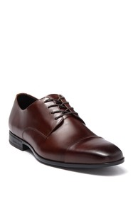 Kenneth Cole New York Regal Cap Toe Leather Derby