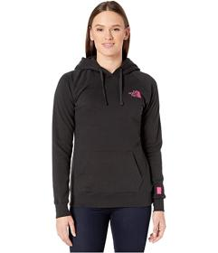The North Face Pink Ribbon Pullover Hoodie