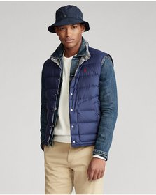 Ralph Lauren Reversible Down Vest