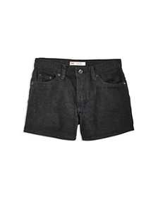 Levi's - Girls' High Rise Shorty Shorts - Big Kid