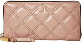 Marc Jacobs The Quilted Softshot Standard Continen