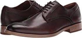 Kenneth Cole New York Brock 2.0 Lace-Up Medallion