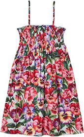 Dolce & Gabbana Kids Abito Dress (Big Kids)