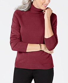 Turtleneck Sweater, Created for Macy's