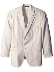 Mens Sports Coat Two Button Notch Collar 50