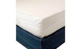 Zippered Fabric Waterproof & Bed Bug/Dust Mite Mat