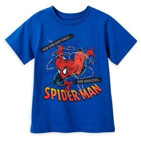 Disney Spider-Man ''The One and Only'' T-Shirt for