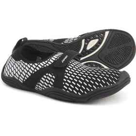 JSport Cycle Shoes - Slip-Ons (For Women) in Black