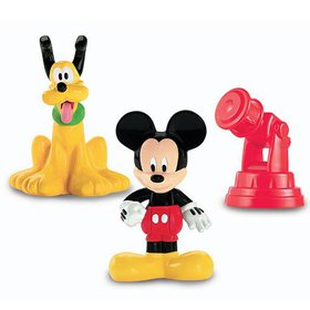 Disney Mickey Mouse Clubhouse Classic Mickey & Plu