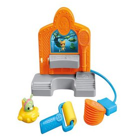 Fisher-Price Octonauts Gup Cleaning Station, Clean