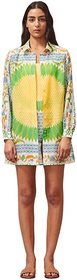 Tory Burch Swimwear Brigitte Printed Beach Tunic C