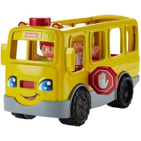 Fisher-Price Little People Sit with Me School Bus,