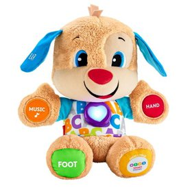 Fisher-Price Laugh & Learn Smart Stages Puppy, 75+