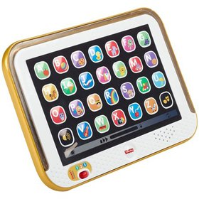 Fisher-Price Laugh & Learn Smart Stages Tablet, Go