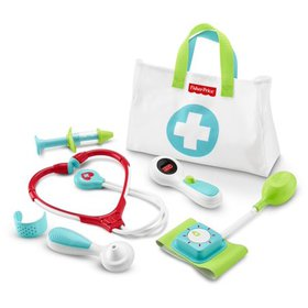 Fisher-Price Medical Kit, 7 play pieces! Includes