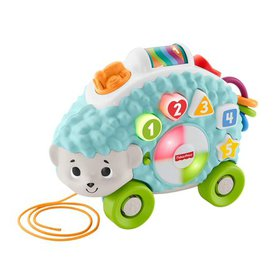 Fisher-Price Linkimals Happy Shapes Hedgehog, Frie