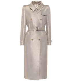 Max Mara Haven wool-blend trench coat