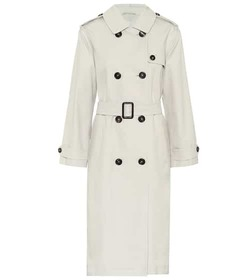 Max Mara Etrench cotton trench coat