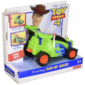 Fisher-Price Disney Pixar Toy Story 4 Woody Vehicl
