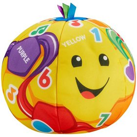 Fisher-Price Laugh & Learn Kick & Learn Soccer Bal