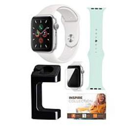 Apple Watch Series 5 44mm with GPS and Watch Stand