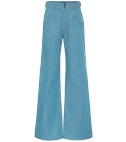 Marc Jacobs Wide-leg flared jeans